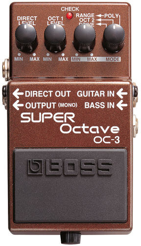 Boss Super Octave OC-3