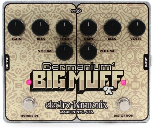 Electro Harmonix Germanium⁴ Big Muff Pi