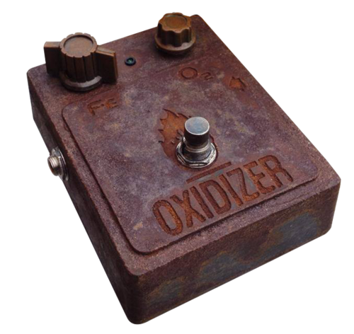 Hutchinson Guitars Concepts Oxidizer