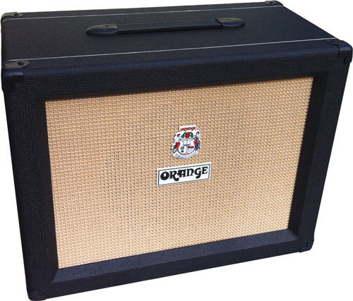 Orange Cab PPC 112 Black