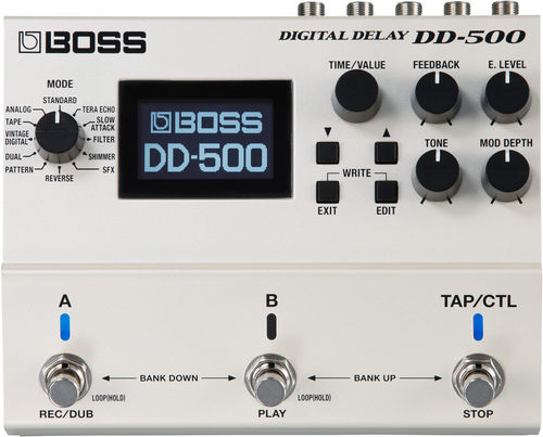 Boss Digital Delay DD-500