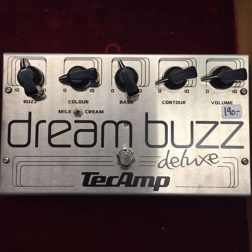 TecAmp Dream Buzz Deluxe Occasion