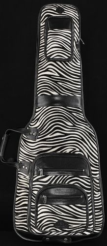 Harvest Guitar Bag Zebra