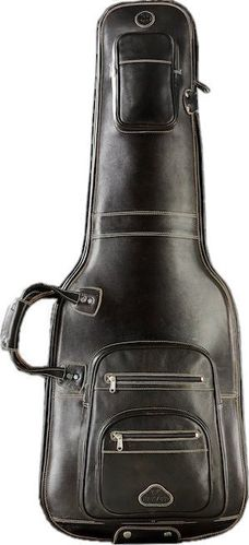 Harvest Guitar Bag Cow Antique Brown