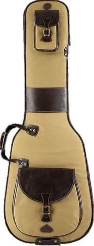 Harvest Bass Bag Buffalo Canvas Beige / Brown