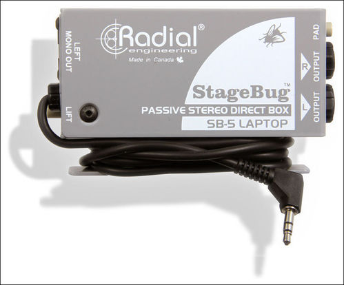 Radial Engineering SB-5