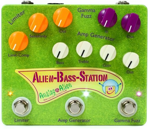 Analog Alien - Alien Bass Sation