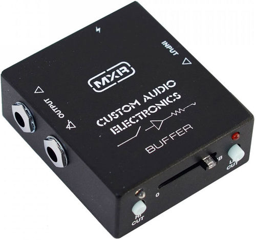 MXR Custom Audio Electronics Buffer