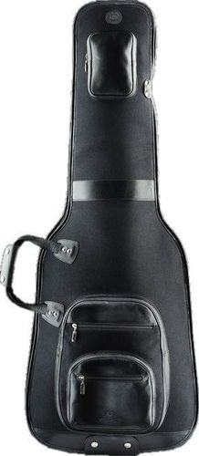 Harvest Guitar Bag Buffalo Canvas Black