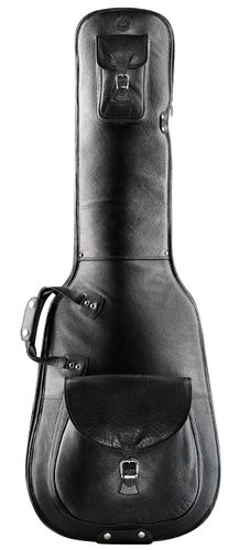 Harvest Bass Bag Buffalo Nappa Black