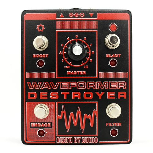 Death by Audio Waveformer Destroyer