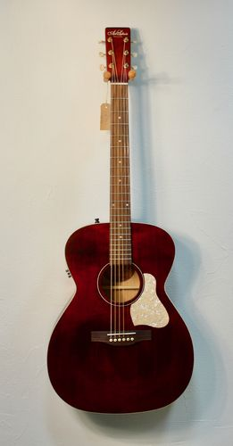 Art & Lutherie Concert Hall Tennessee Red