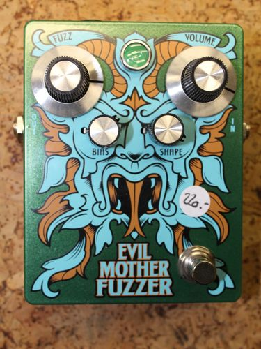 Dr. No Evil Mother Fuzzer OCCASION