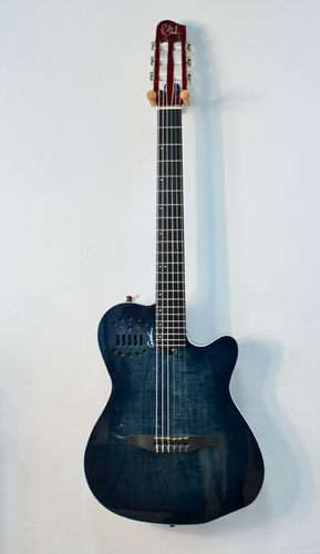 Godin MultiAc ACS Nylon Denim Blue