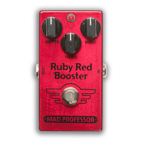 Mad Professor Red Ruby Booster